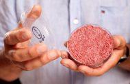 La dégustation du hamburger fabriqué in vitro