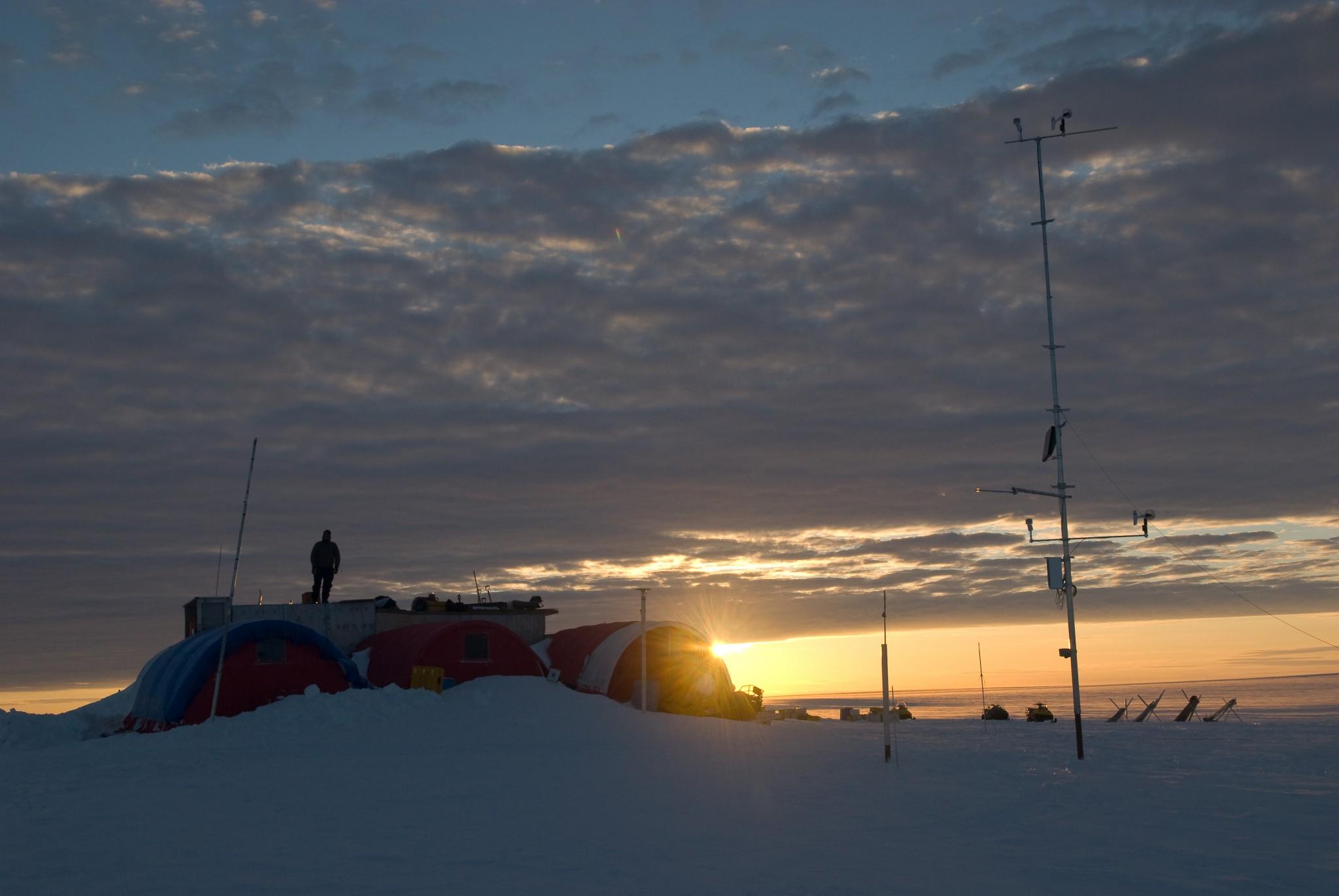 Percer les secrets de la fonte du Groenland