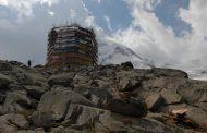 A Zermatt, une cabane high-tech sur les cimes