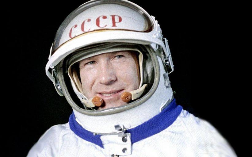 Alexei Leonov, l'homme qui marcha dans le vide
