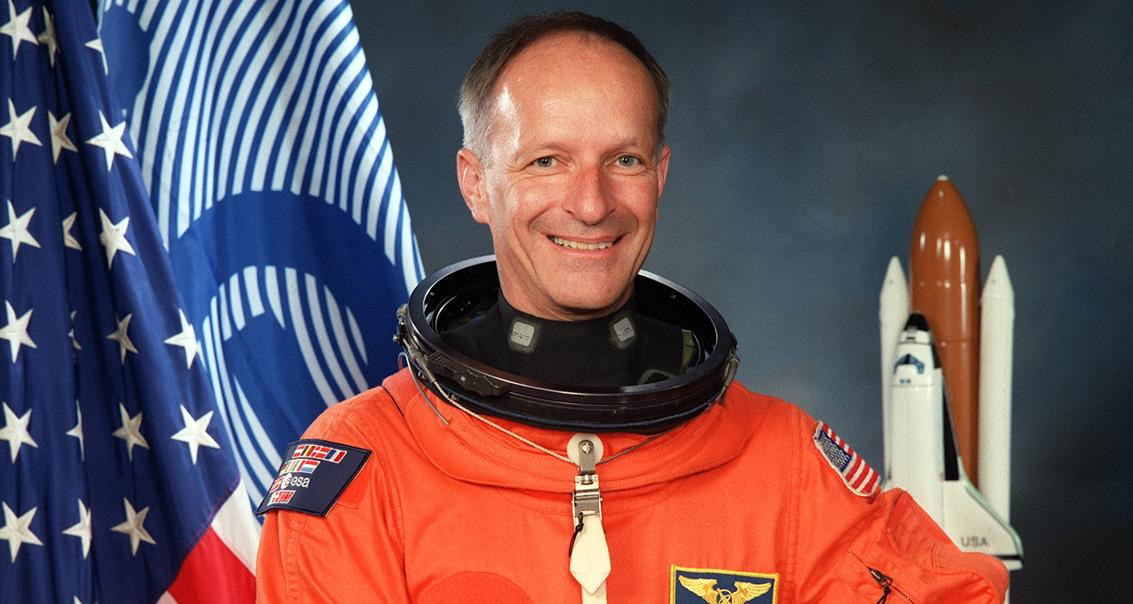Pour Claude Nicollier, Hubble «est devenu un ami»
