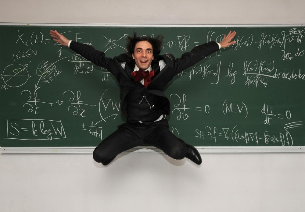Pour Cédric Villani, les mathématiciens sont des créateurs, comme les artistes