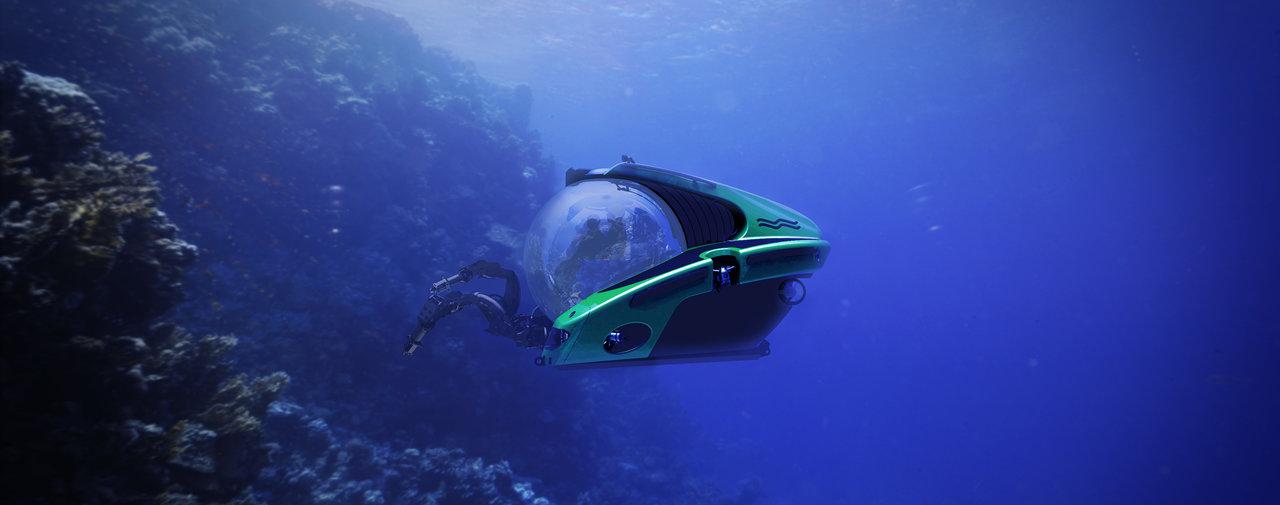 Découvrir les océans dans sa bulle