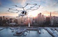 La ville à dos de drone