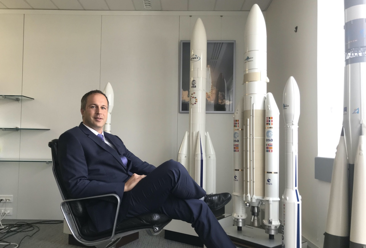 Daniel Neuenschwander: «L'ère d'un transport spatial européen impliquant le secteur privé est venue»