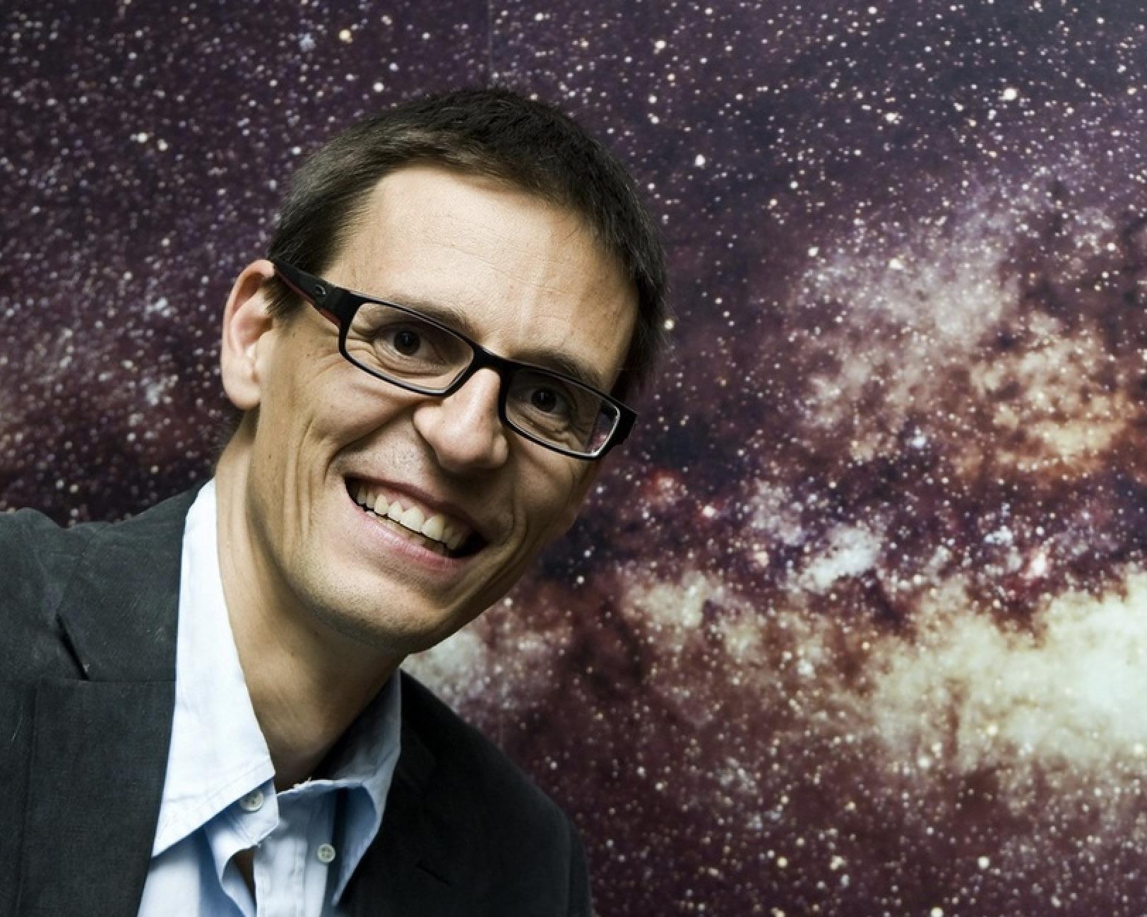 Didier Queloz: «La science a besoin de la notoriété de ses Nobel, comme le sport a ses célébrités»