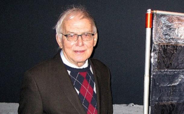 Johannes Geiss, père du «drapeau suisse» déployé en juillet 1969 sur la Lune, est décédé