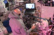 Grâce à une spin-off de l'EPFL, un astronaute ressent depuis l'espace ce que touche un robot sur Terre