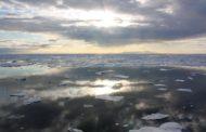 La glace ne se forme presque plus sur la mer des Tchouktches
